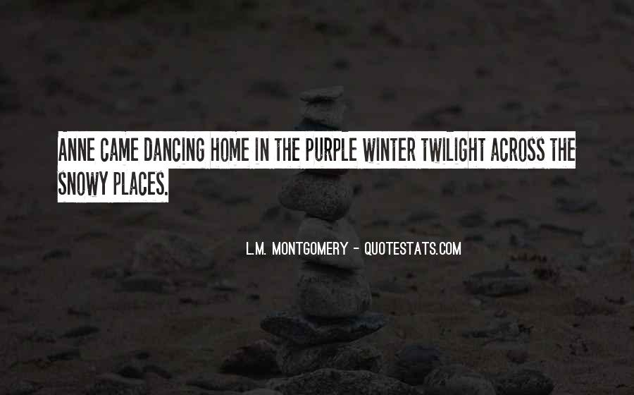 Quotes About Winter Without Snow #67975