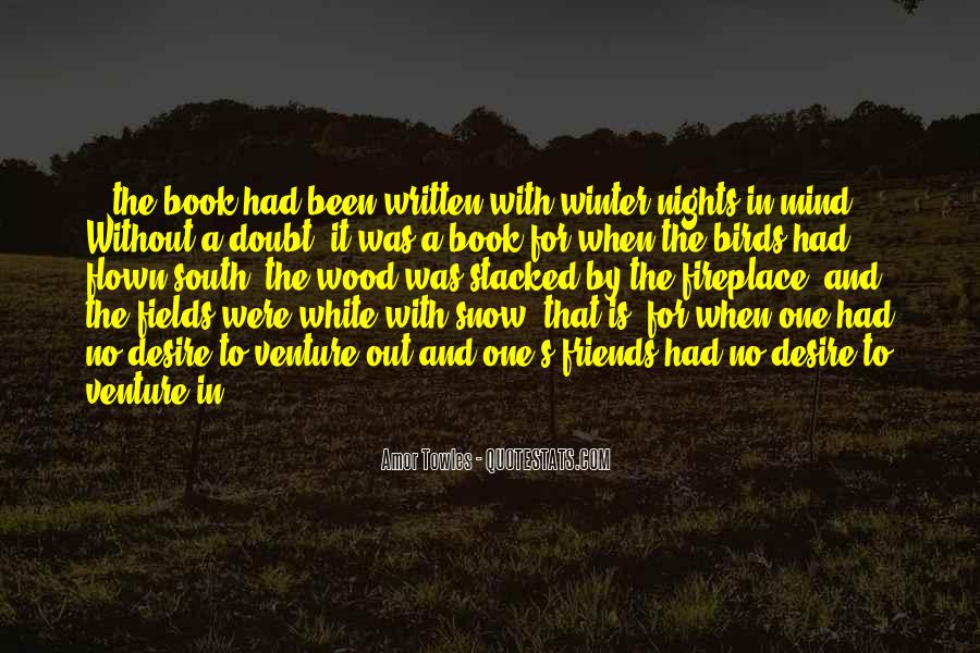 Quotes About Winter Without Snow #902712