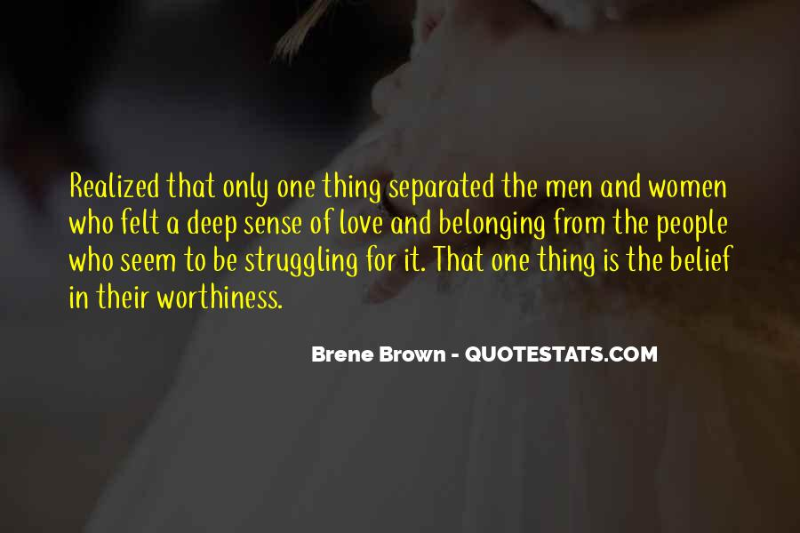 Quotes About Struggling Love #170278