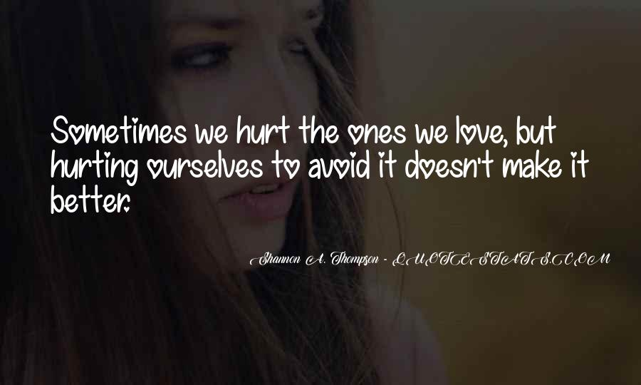 Quotes About Struggling Love #1767367