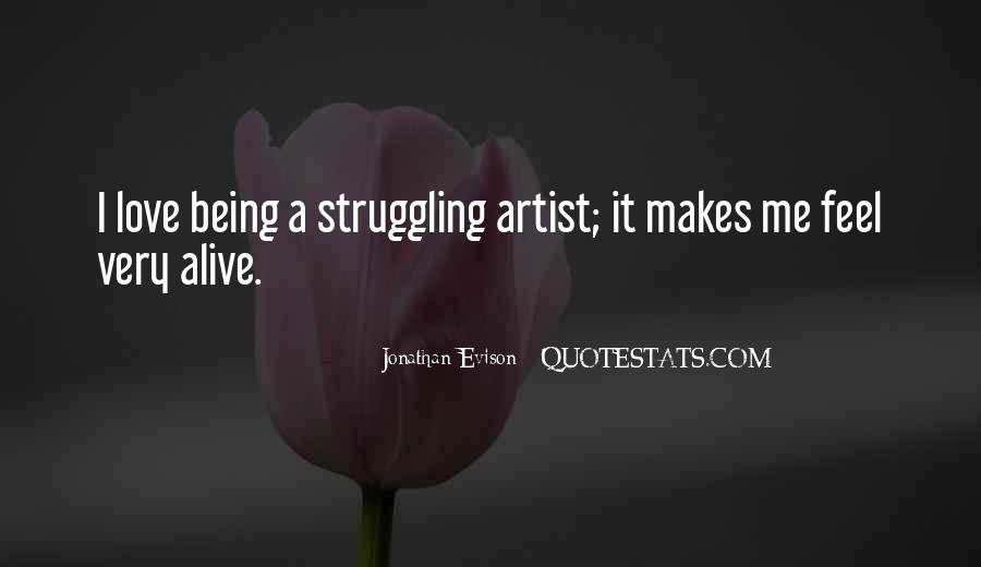 Quotes About Struggling Love #305917