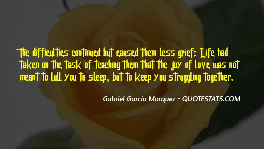 Quotes About Struggling Love #605060