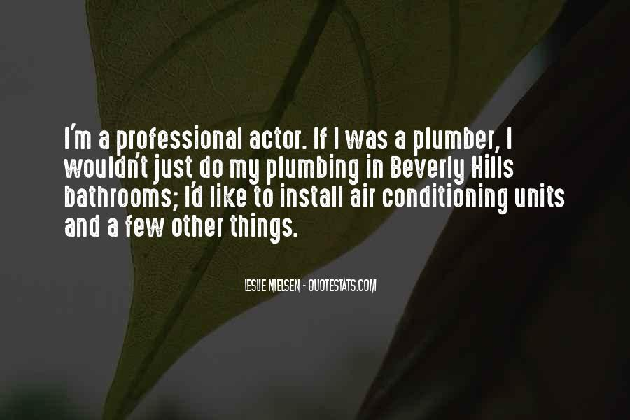 Quotes About Plumbing #699052