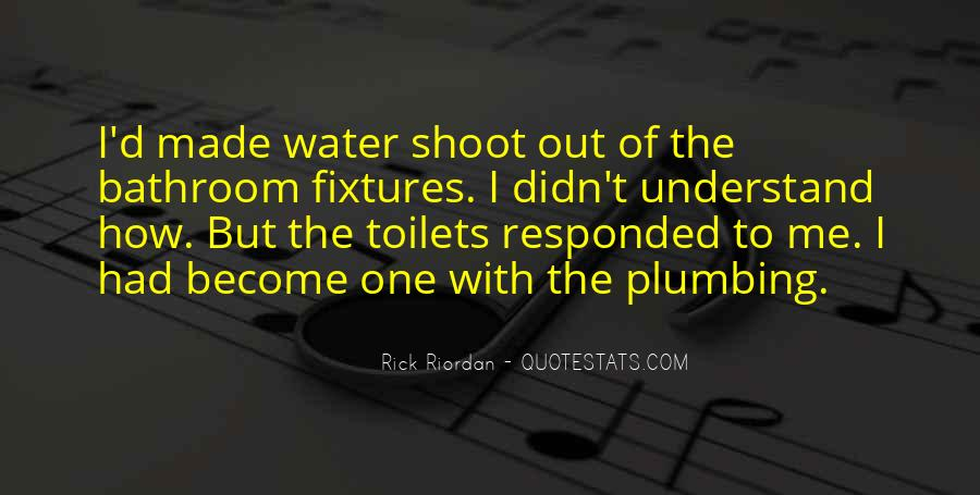 Quotes About Plumbing #842831