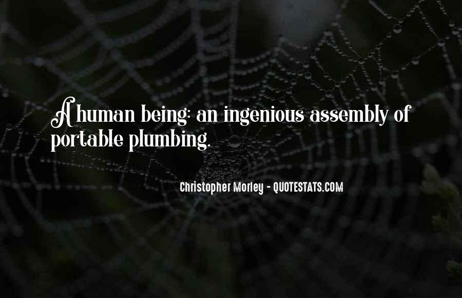 Quotes About Plumbing #870996