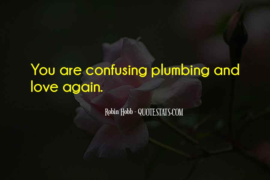 Quotes About Plumbing #919031