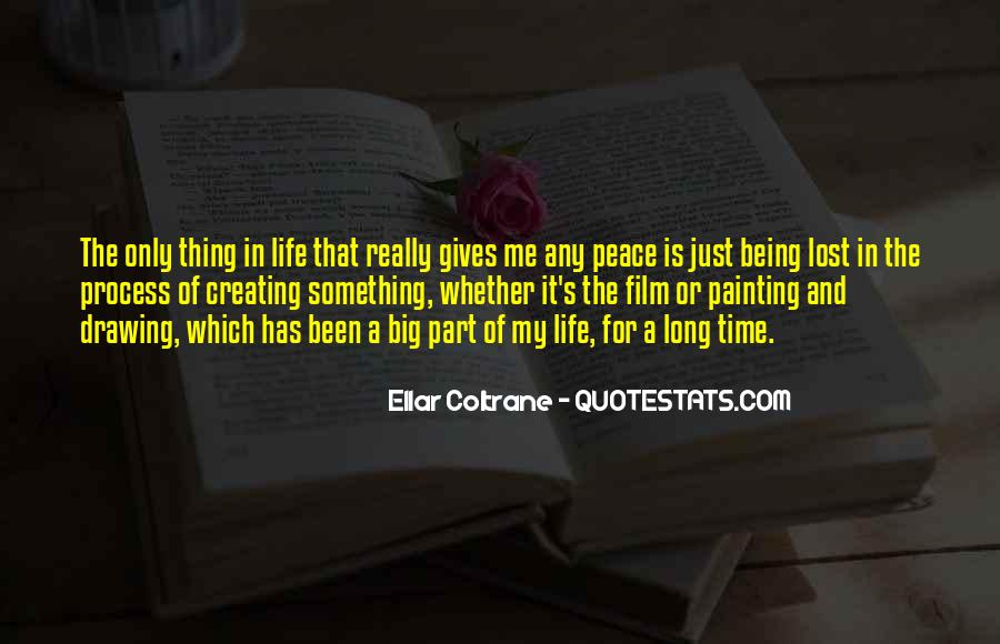 Quotes About Part Of My Life #106854
