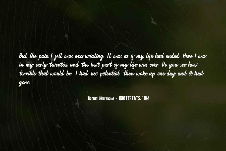 Quotes About Part Of My Life #107051