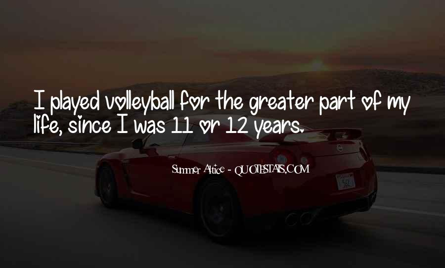 Quotes About Part Of My Life #109485