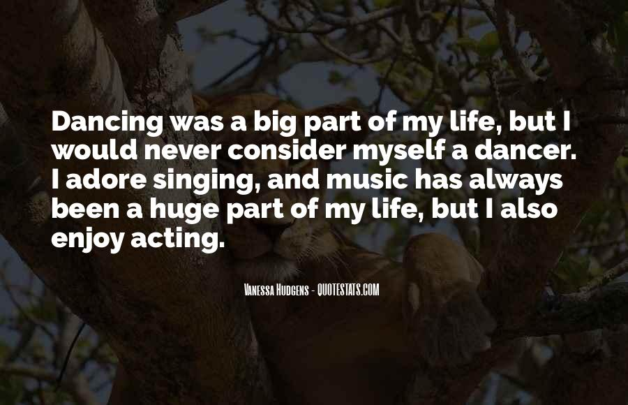 Quotes About Part Of My Life #111505