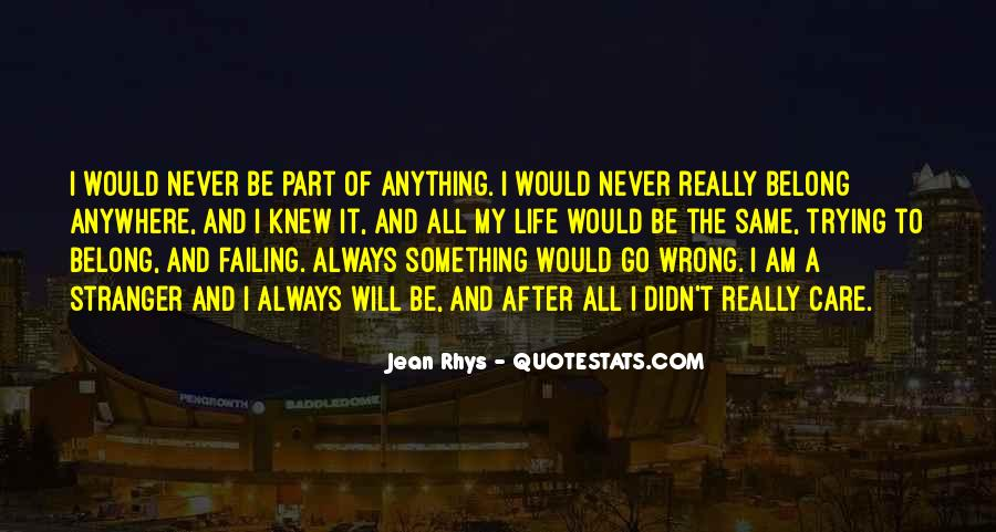 Quotes About Part Of My Life #114708