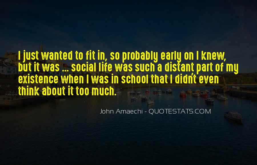 Quotes About Part Of My Life #137422