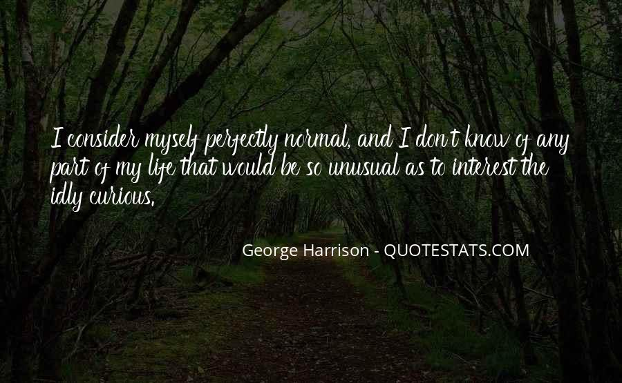 Quotes About Part Of My Life #149179