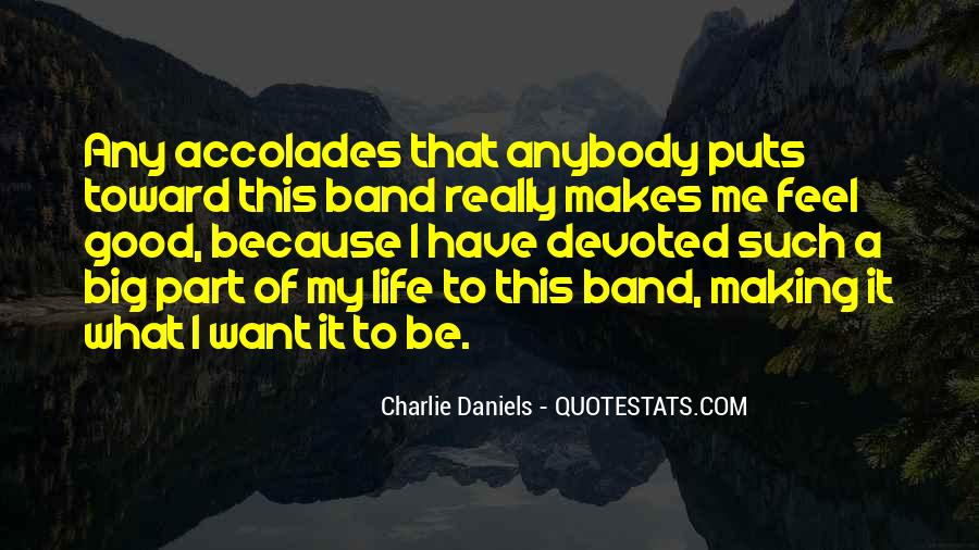 Quotes About Part Of My Life #25256