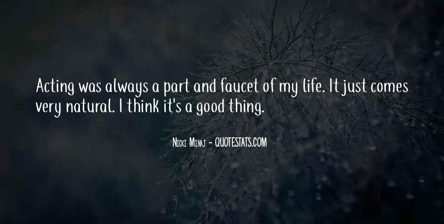 Quotes About Part Of My Life #56273