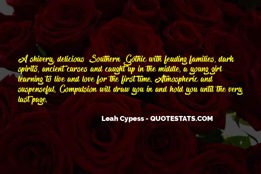 Quotes About Feuding #425065