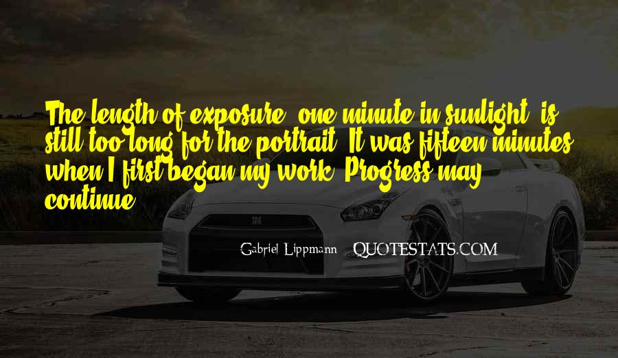 Quotes About Long Exposure #143411