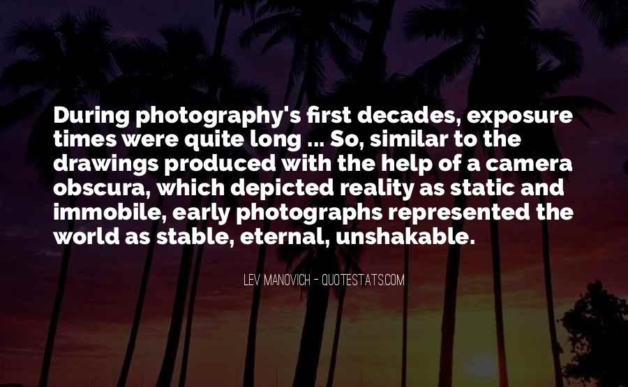 Quotes About Long Exposure #201656