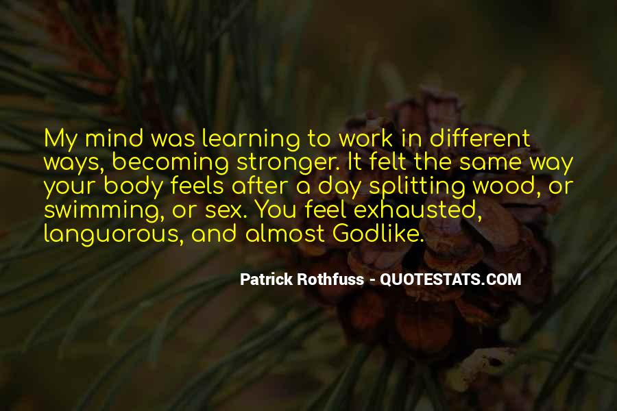 Quotes About Different Ways Of Learning #301473