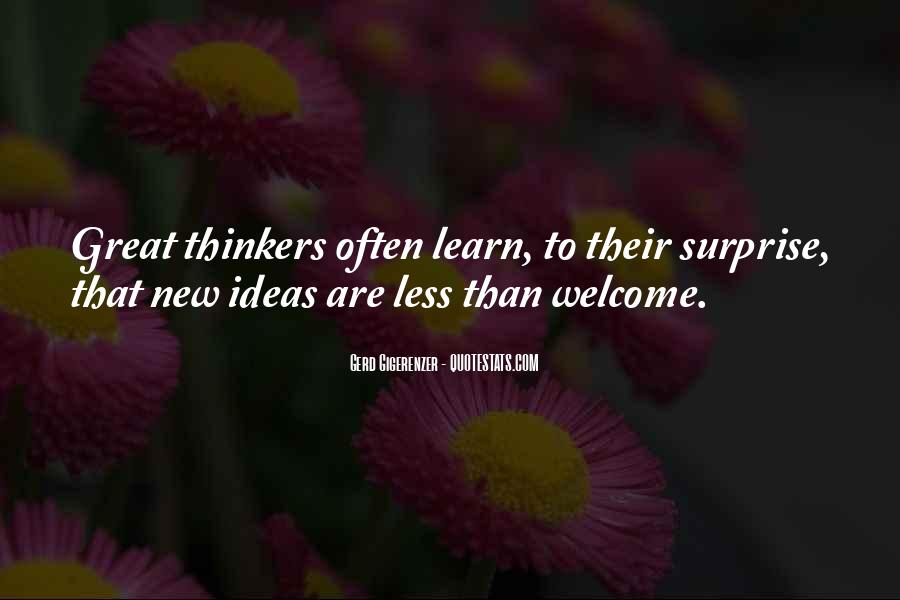 Quotes About Different Ways Of Learning #729318