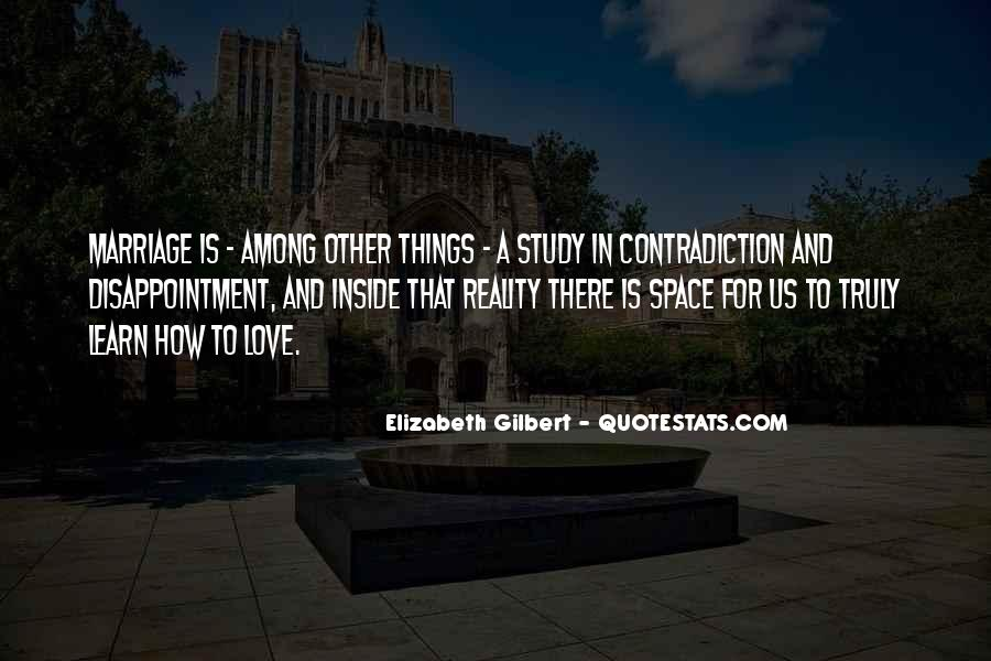 Quotes About Reality And Love #177496