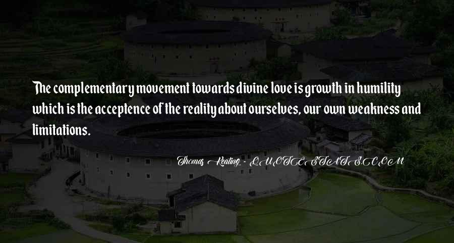 Quotes About Reality And Love #187026