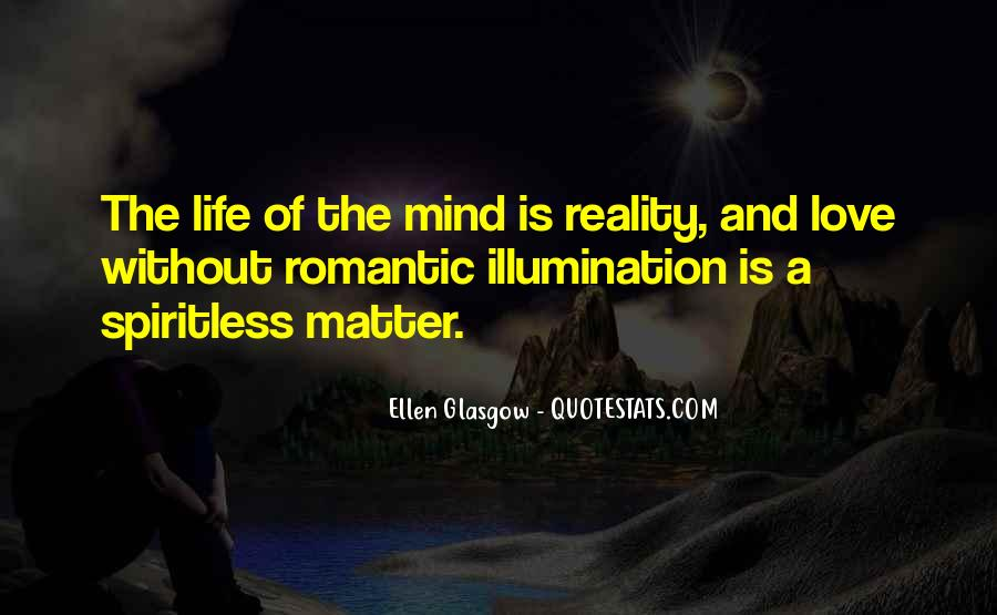 Quotes About Reality And Love #204157