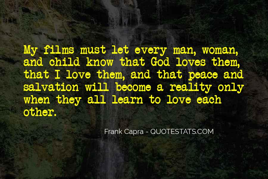 Quotes About Reality And Love #284423