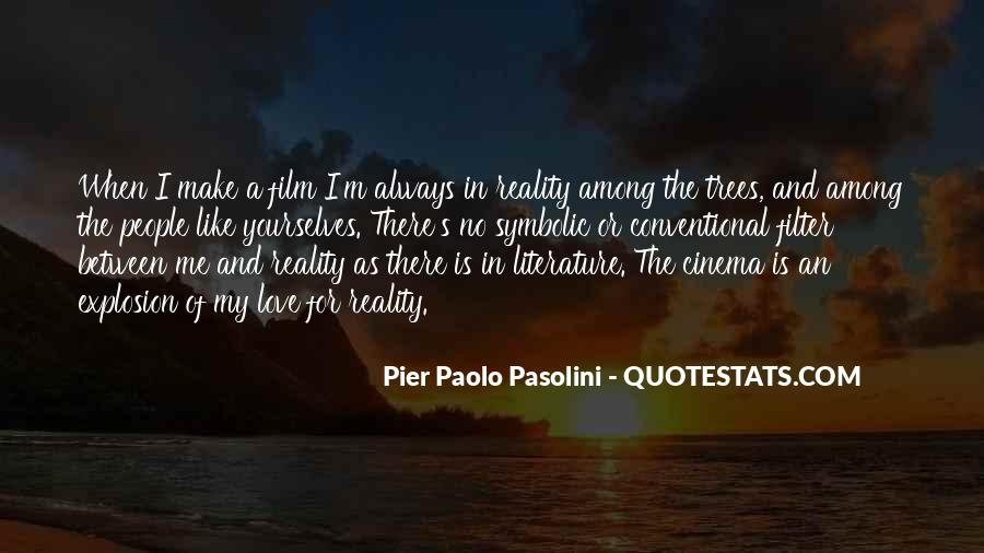 Quotes About Reality And Love #300510