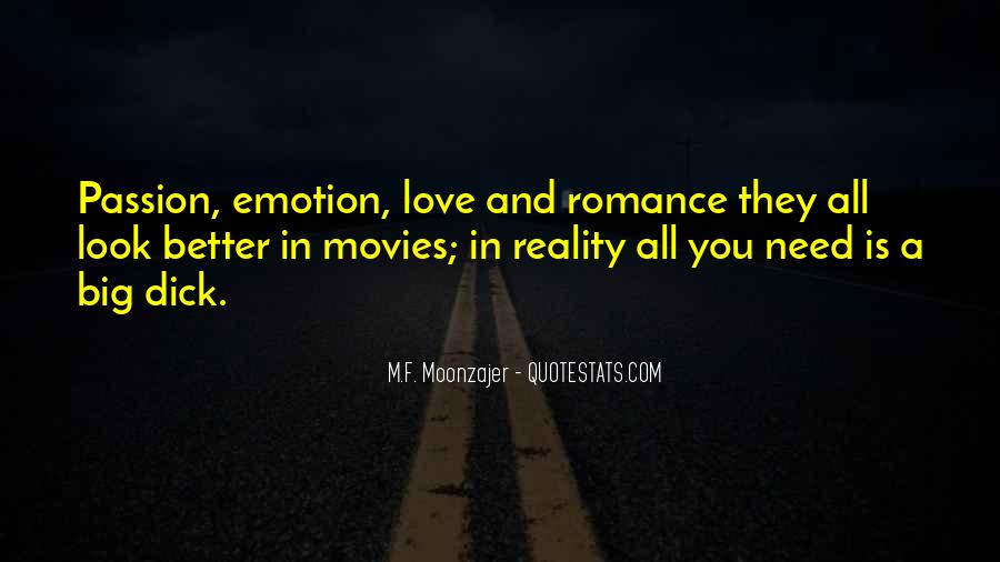 Quotes About Reality And Love #375029