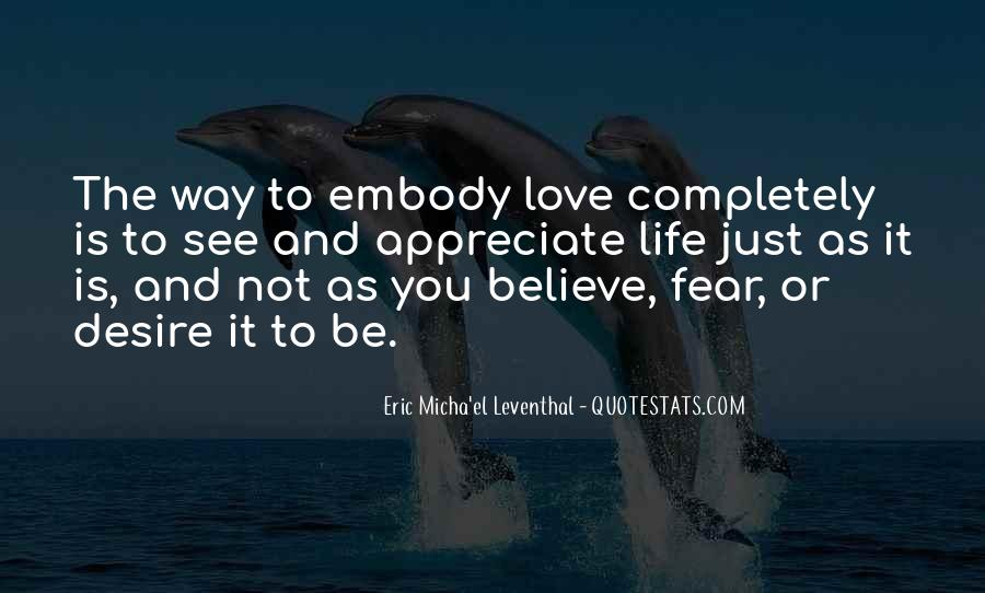 Quotes About Reality And Love #413376