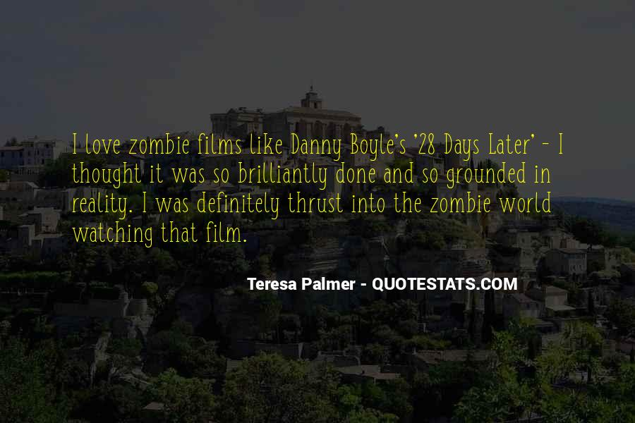 Quotes About Reality And Love #42055