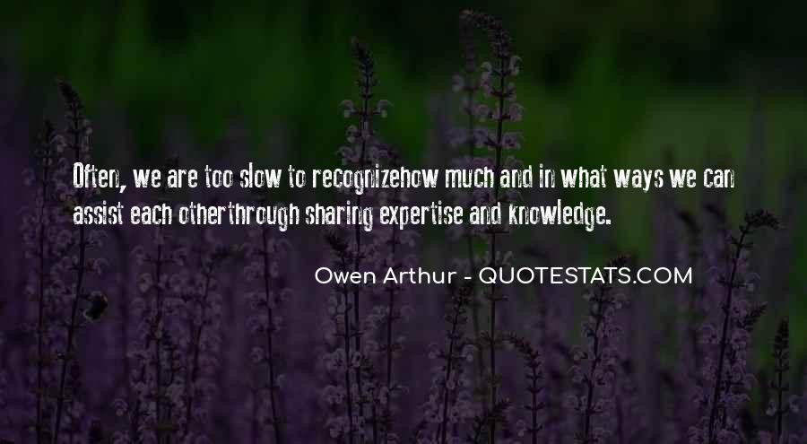 Quotes About Sharing Knowledge #1050380