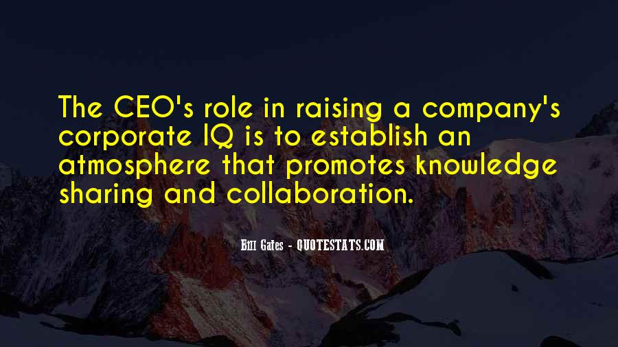 Quotes About Sharing Knowledge #108269
