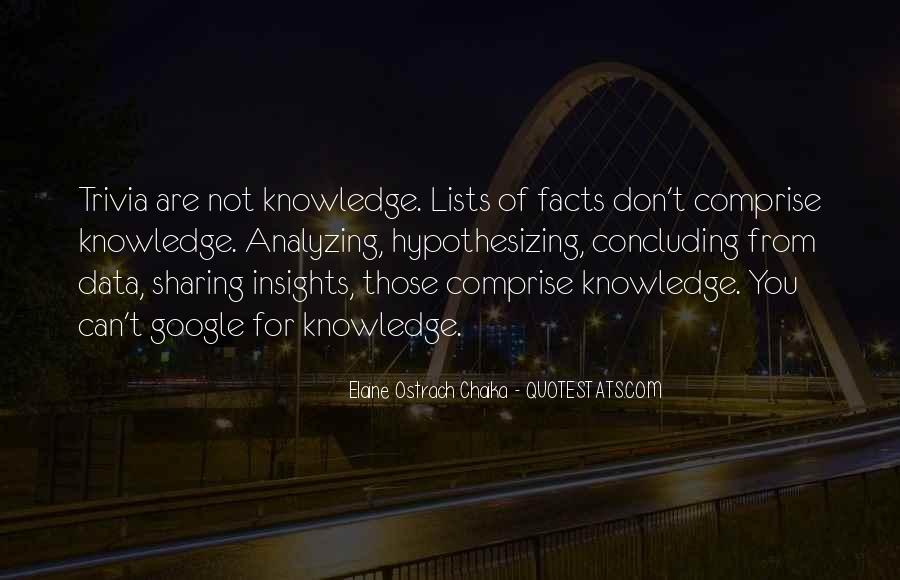 Quotes About Sharing Knowledge #1124078