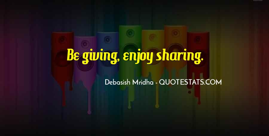 Quotes About Sharing Knowledge #1345861