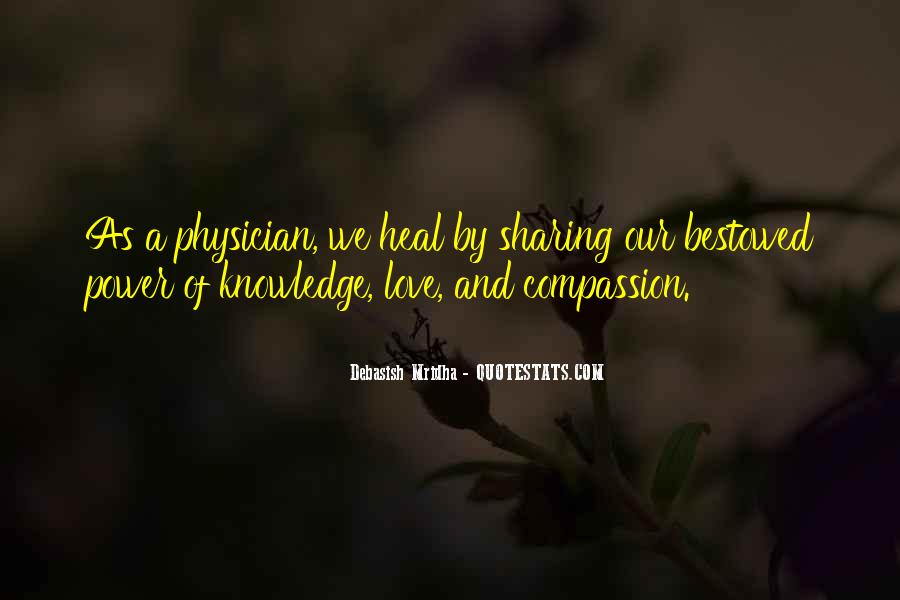 Quotes About Sharing Knowledge #1358761