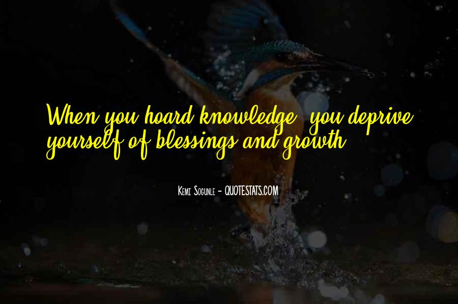 Quotes About Sharing Knowledge #1634503