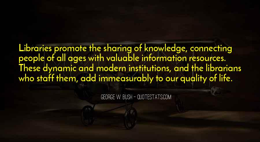 Quotes About Sharing Knowledge #210769