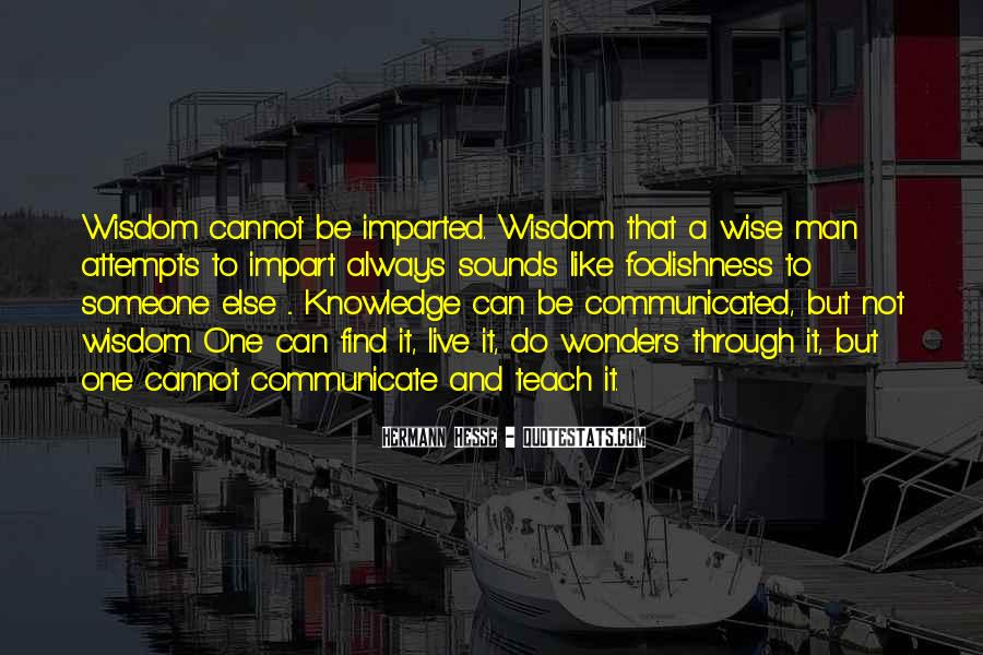 Quotes About Sharing Knowledge #542451