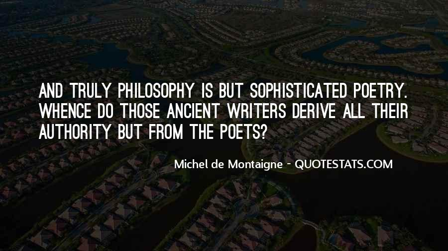 Quotes About Poets And Poetry #160799