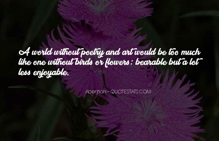 Quotes About Poets And Poetry #207195