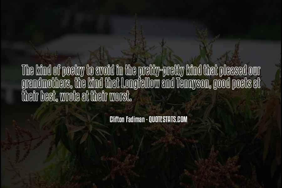 Quotes About Poets And Poetry #267105