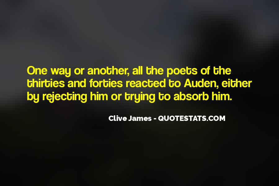 Quotes About Poets And Poetry #312916