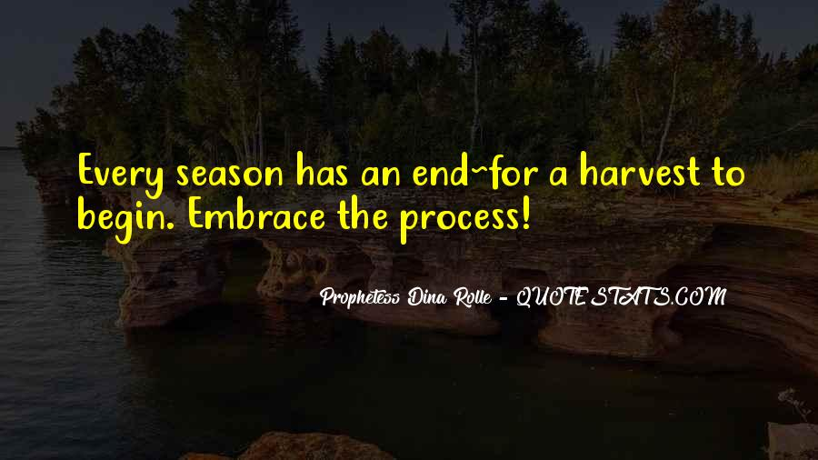 Quotes About The End Of The Season #1187025