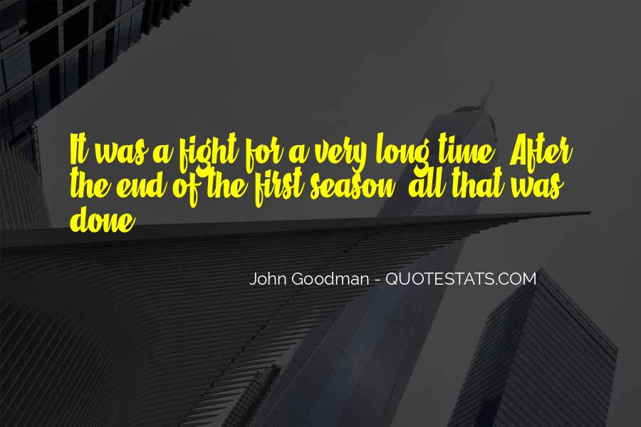 Quotes About The End Of The Season #1734967