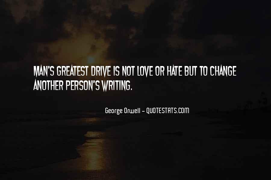 Quotes About George Orwell's Writing #1610198