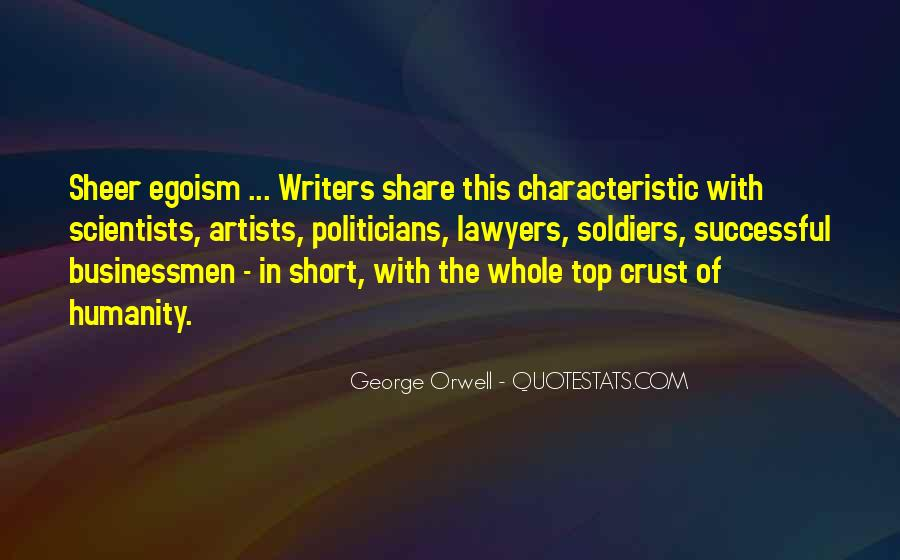 Quotes About George Orwell's Writing #907731