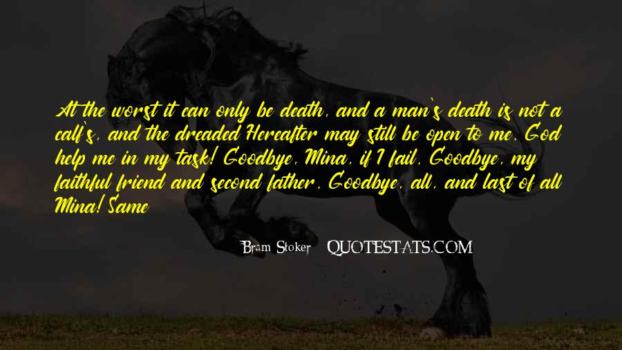 Quotes About Death Of A Friend #1190537