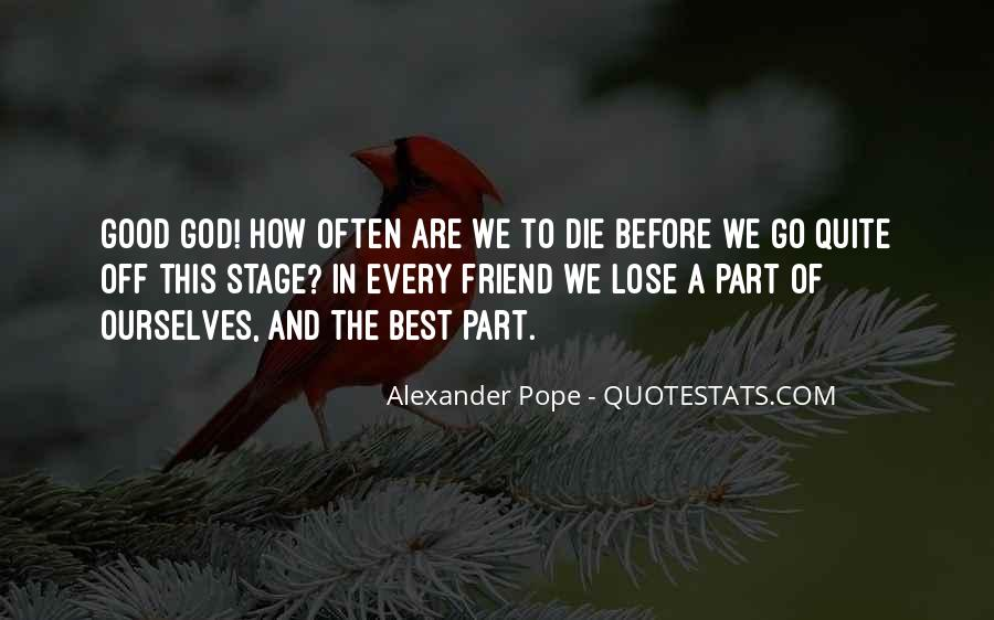 Quotes About Death Of A Friend #1300478